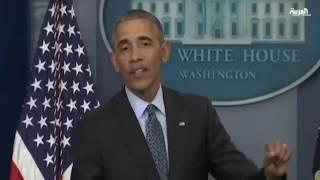أوباما: نقل السفارة للقدس يفجر الوضع