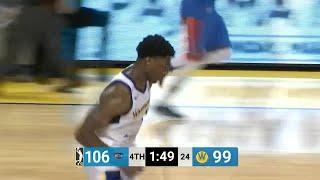 Damian Jones (27 points) Highlights vs. Oklahoma City Blue