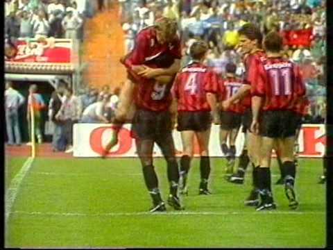 15.06.1991 - Eintracht - VfB - 4:0
