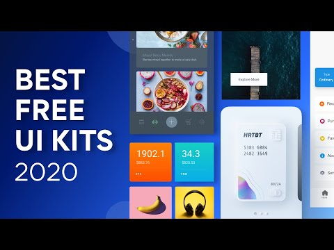 Must Have Free UI Kits For 2020 | Design Essentials