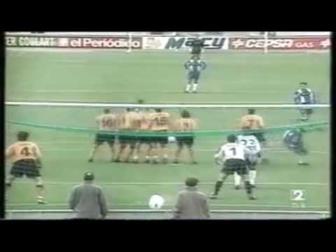 RCD Espanyol 0 Deportivo Alavés 0 (Liga 2000-2001)