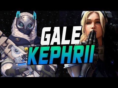 GALE DUO WITH KEPHRII! BEST ANA AND BEST WIDOW! [ OVERWATCH SEASON 9 TOP 500 ] thumbnail