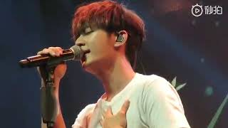 Aaron Yan  English Song: Tears in Heaven