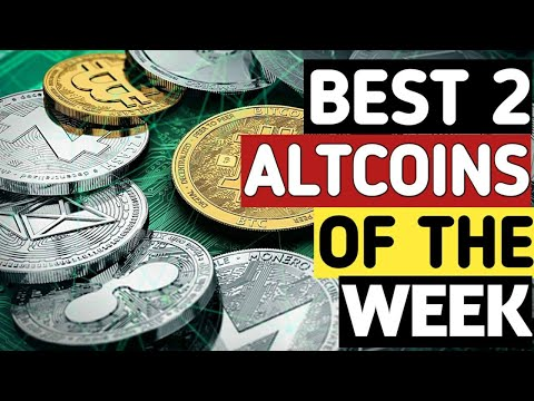 TOP 2 ALTCOINS TO BUY THIS WEEK! | TOP 2 ALTCOINS to 1000X [Here's What to Watch]