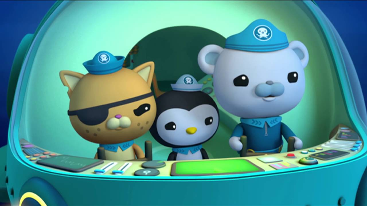 Octonauts and the Humphead Parrotfish - Full Episode
