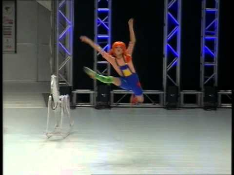 Show Dance Solo Children Pippi Longstocking