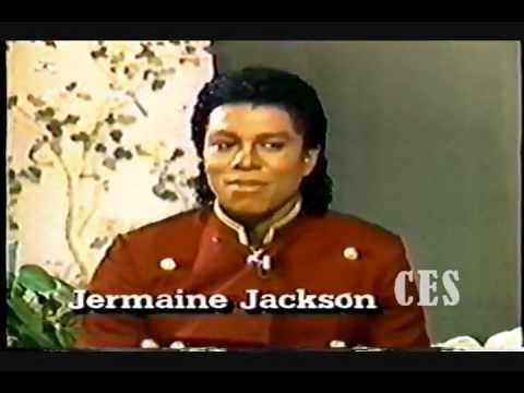 Jermaine Jackson Interview From The 80's