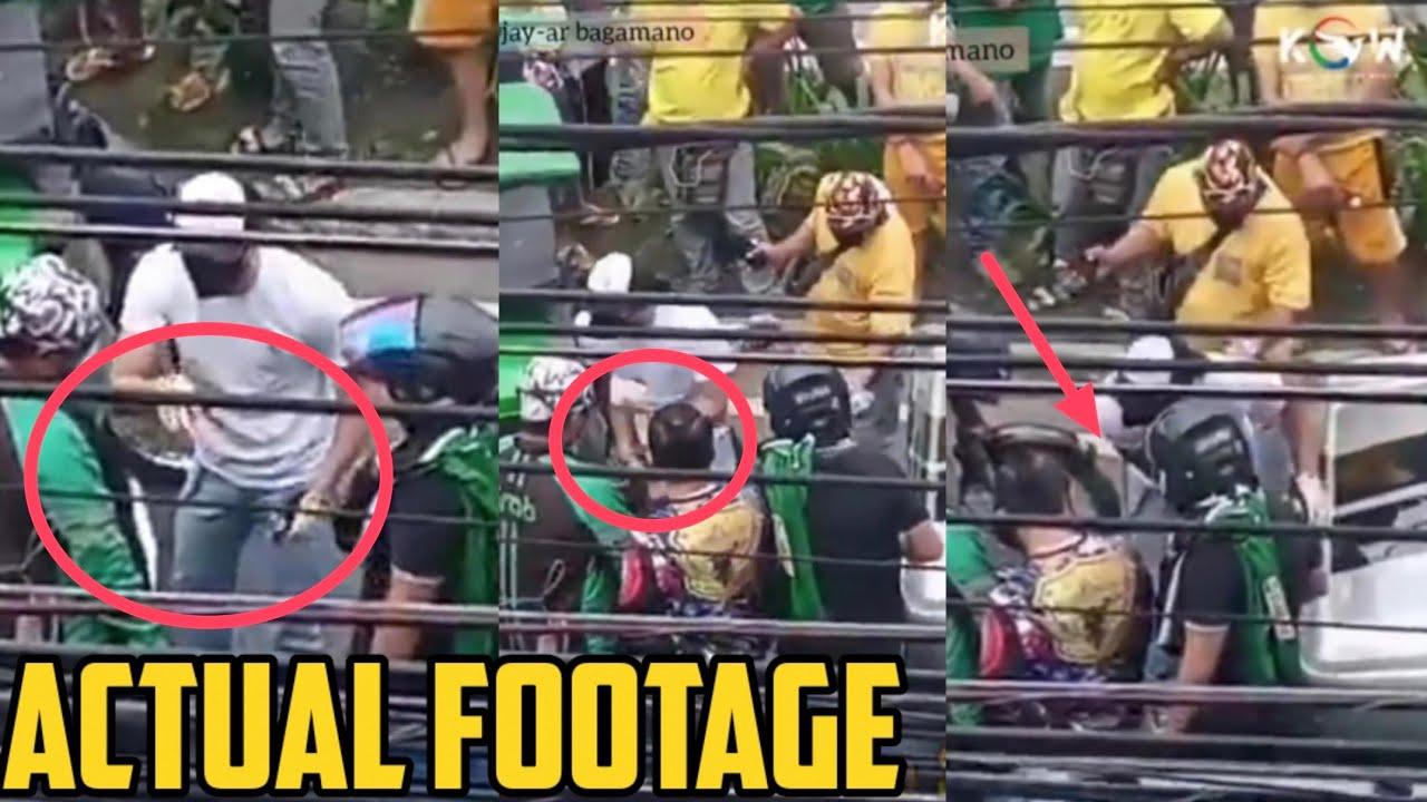 Actual Footage ng PAGBANGGA kay DANIEL PADILLA sa west FAIRVIEW! NETIZENS natuwa sa GINAWA ni DANIEL