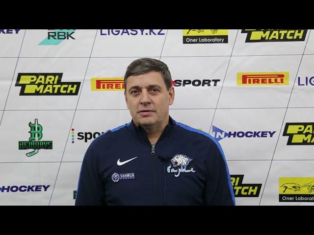 Комментарии Главных тренеров после матчей