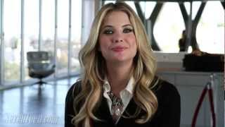 Ashley Benson September 2011 Cover Cam
