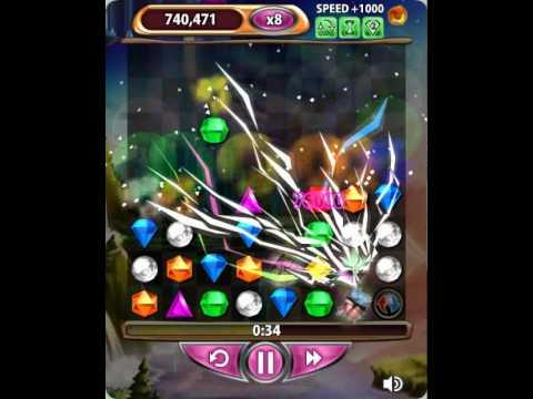 Bejeweled Blitz TAS: 3,442,200