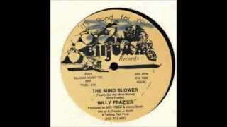 BILLY FRAZIER - The Mind Blower - BILJUMA RECORDS - 1980