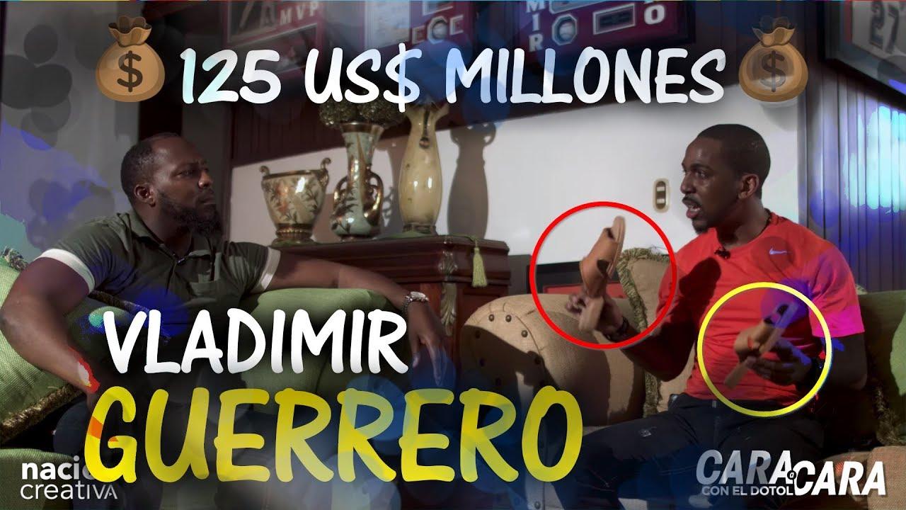 LA HISTORIA DEL MILLONARIO MAS HUMILDE DE R.D.  - Vladimir Guerrero