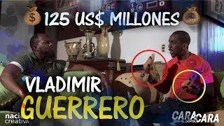 LA HISTORIA DEL MILLONARIO MAS HUMILDE DE R.D.  (Vladimir Guerrero) #CaraACaraConElDotol
