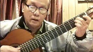 Nhớ Nhau Hoài (Anh Việt Thu - Thiên Hà) - Guitar Cover by Hoàng Bảo Tuấn