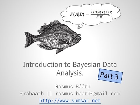 Introduction to Bayesian data analysis - part 3: How to do Bayes?