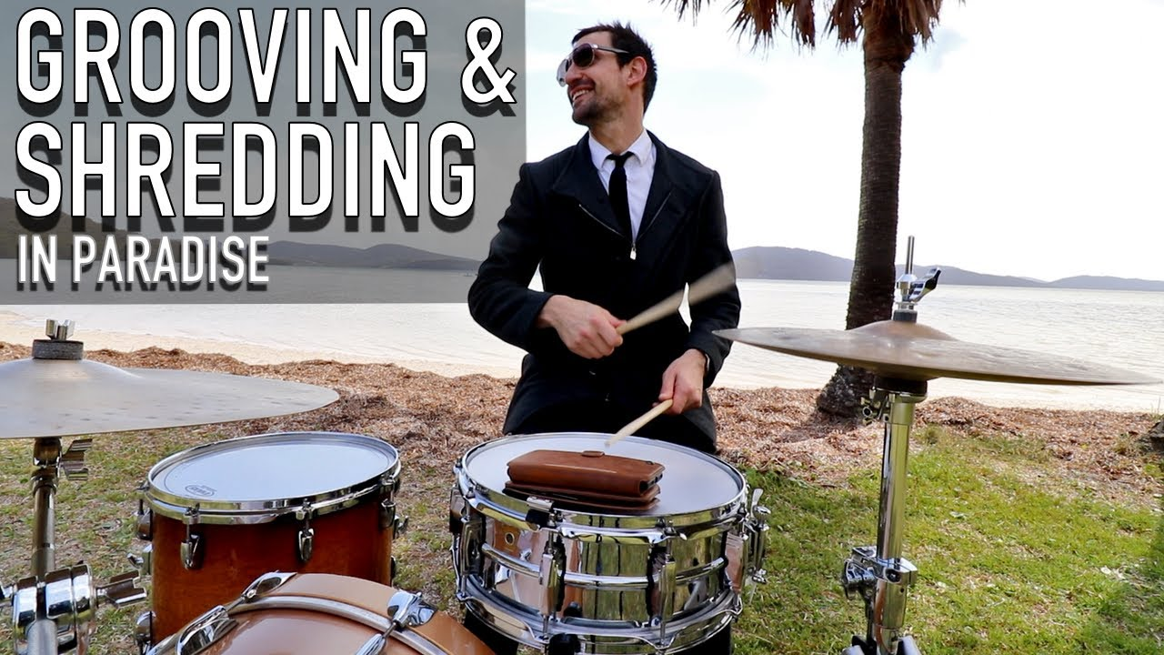 Download Grooving & Shredding In Paradise - 5 Groove Countdown by Nick Bukey
