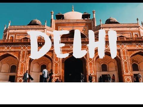 DELHI TRAVEL FILM (PT 1)