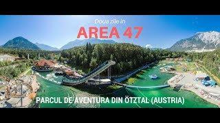 area 47 adventure park in otztal austria