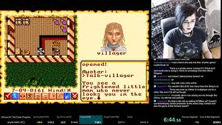 Ultima VI : The False Prophet (PC) - Any% NMG - 22m19s - #speedrun