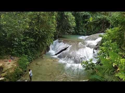 NEW! Benta Falls In Jamaica