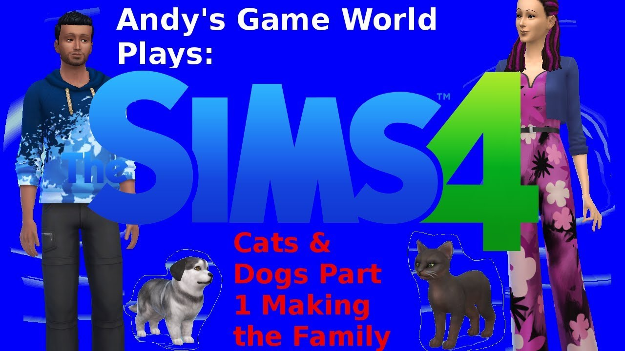Sims  Cats And Dogs Not Opening