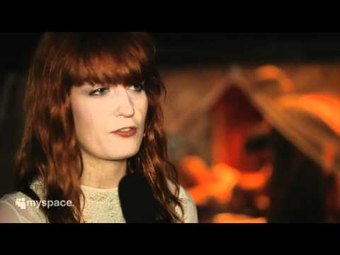 Florence & The Machine - Myspace Interview