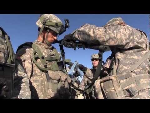 NTC - Convoy Ops Training (3rd HBCT /3 I.D.) at Fort Irwin