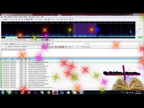 Qhia Siv AegiSub Txiav Video Karaoke Part 1