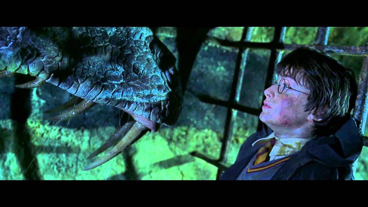 Harry potter 2 harry vs basilic sc ne culte youtube - Harry potter la chambre des secrets ...