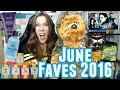 Stacy's June Favorites 2016!