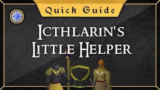 [Quick Guide] Icthlarin's little helper