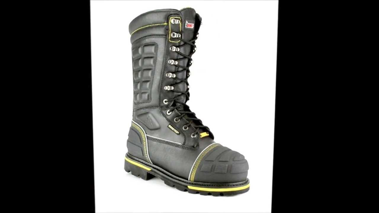 Men's Rocky 6900 Steel Toe Metguard Work Boot @ Steel-Toe-Shoes ...