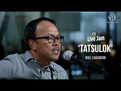 Noel Cabangon - 'Tatsulok'