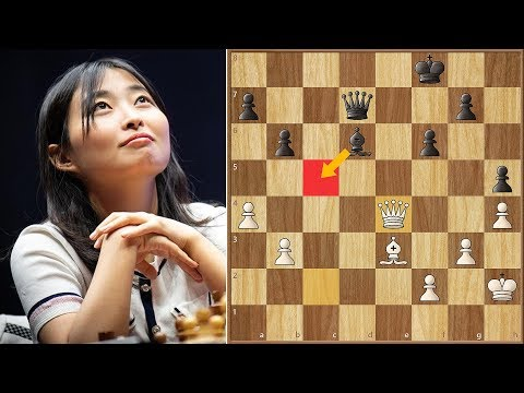 Pawns Are The Soul of Chess || Ju Wenjun vs Goryachkina || Women's World Championship GAME 4