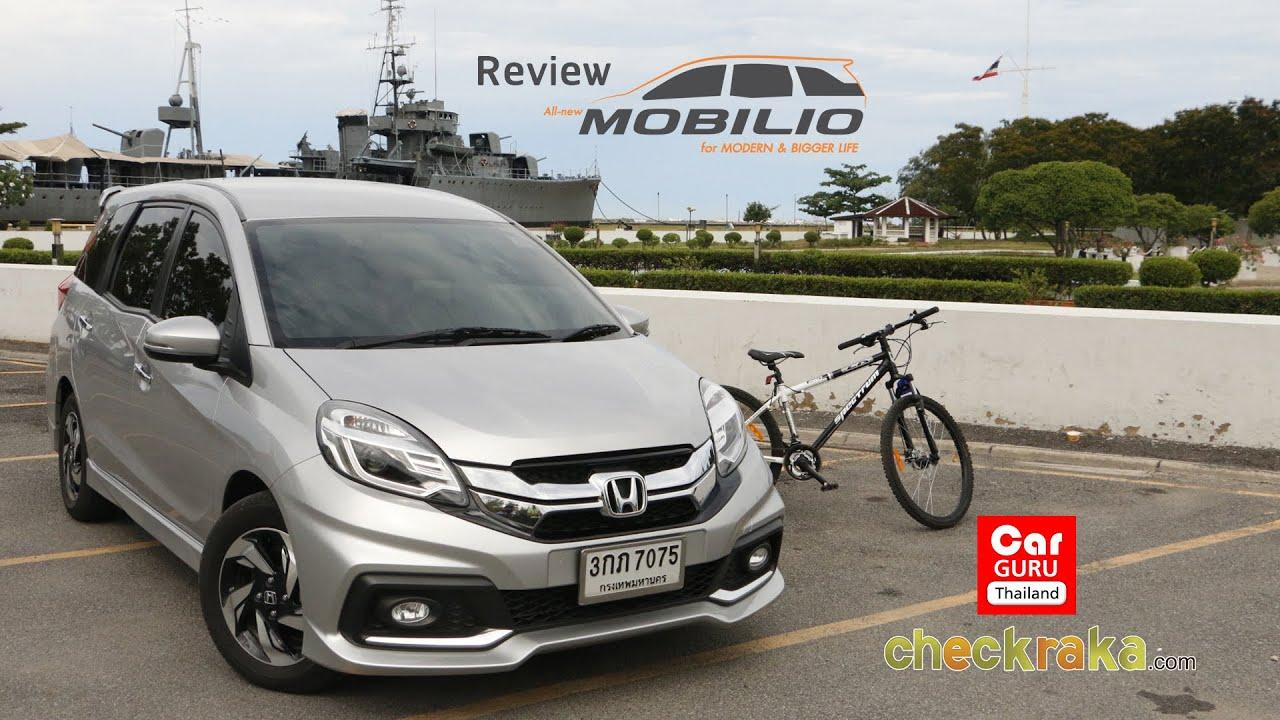 Honda mobilio for Mobilia o mobilio