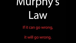 Do You Believe in Murphy