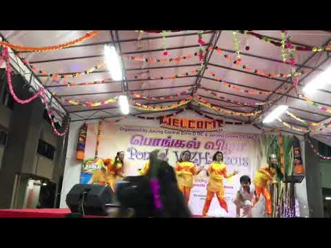 Achi puchi sketch dance by Swathi Dancers