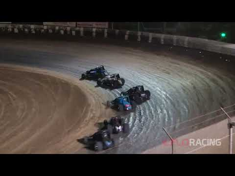 USAC West Coast 360 Sprint Car Ventura Highlights