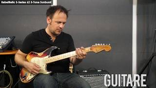 Guitare Xtreme Magazine # 82 RebelRelic S Series 62