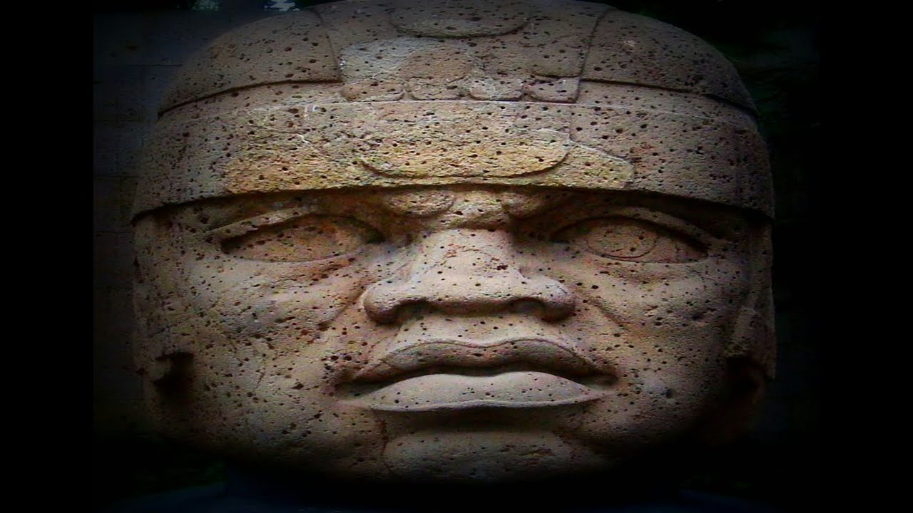 Secret Of The Olmec