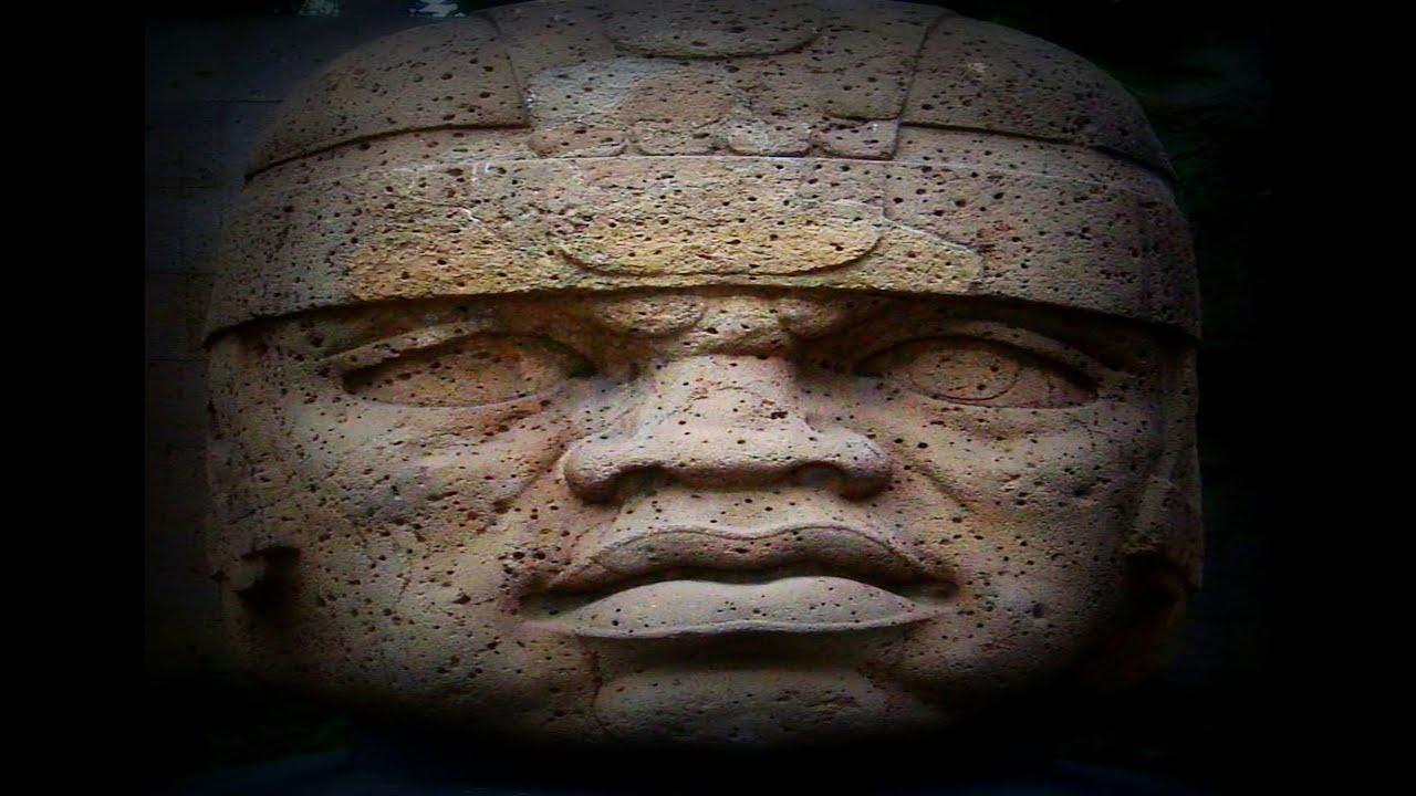Secret Of The Olmec