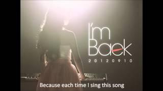 백아연(Baek Ah Yeon) - 느린노래(Sad Song)[ENG SUB]