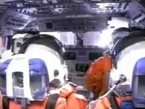 space shuttle launch cockpit view hd - photo #38