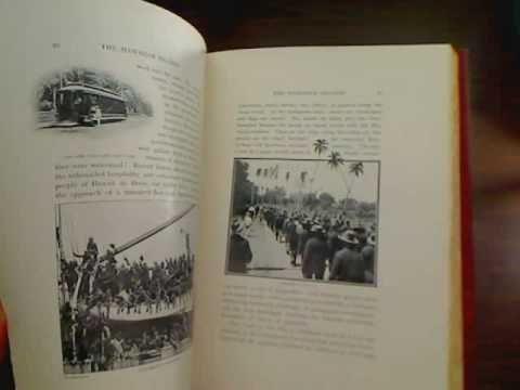 The Hawaiian Islands, Manila, The Edge Of China, Burton Holmes (Hawaii, Philippines)