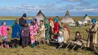 Yamal Peninsula, Siberia - Russia (HD1080p)