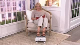 Download Video LegXercise Motorized Leg Movement Machine on QVC MP3 3GP MP4