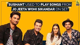 Sushant Singh Rajput, Shraddha Kapoor, Varun Sharma & Tahir Raj Bhasin | Chhichhore | Anupama Chopra