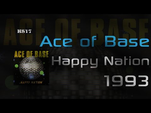 █▓▒ Ace of Base - Happy Nation (Cały album) ▒▓█