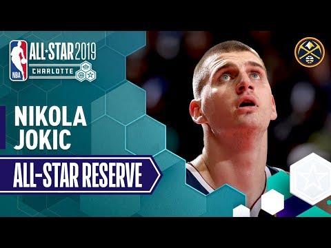 Best Of Nikola Jokic 2019 All-Star Reserve | 2018-19 NBA Season